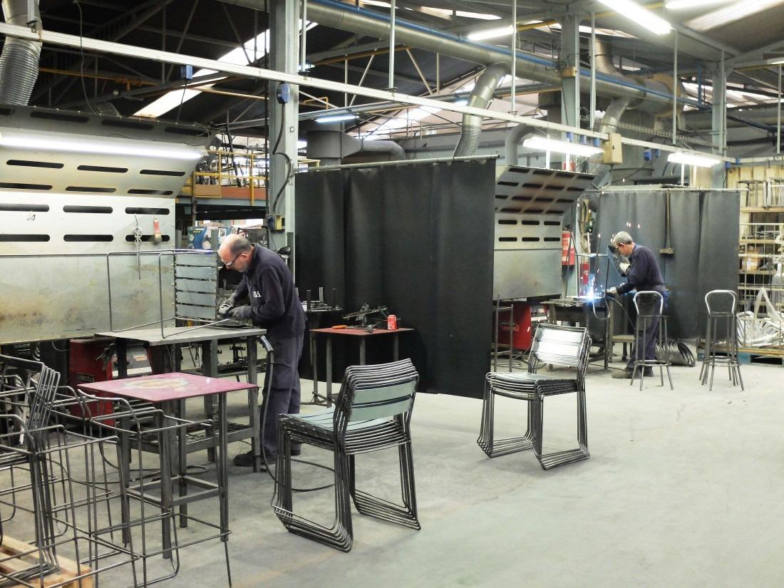 Navarra quiere fomentar la competitividad de sus PYMEs industriales.