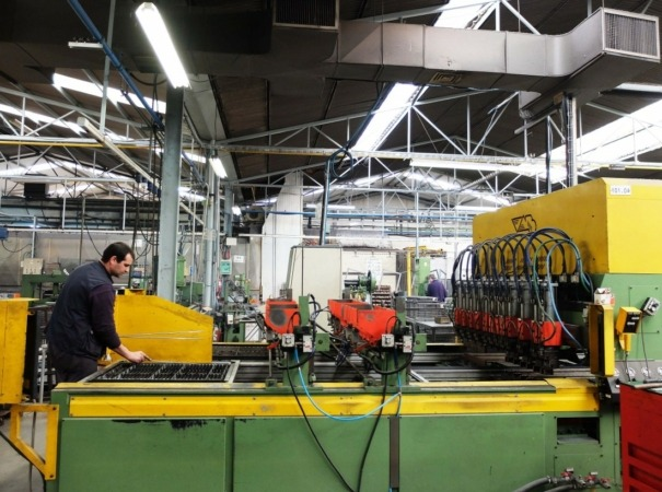 El sector industrial muestra un gran dinamismo.