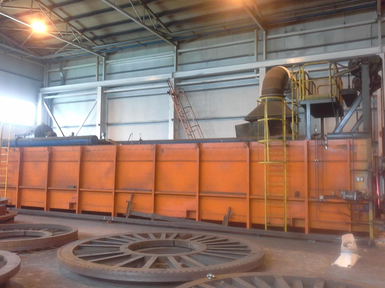 3. Horno, imagen previa a la instalación