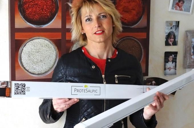 El ingenio y el tesón de una olitense crean una innovadora solución para la cocina