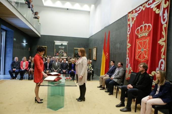 Asunción Olaechea, nueva Presidenta de la Cámara de Comptos