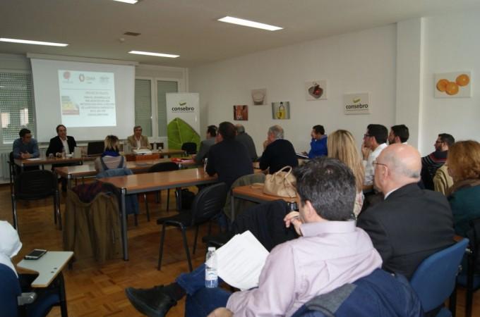 Primer 'Foro de Trabajo' de CONSEBRO sobre eficiencia energética en la industria agroalimentaria