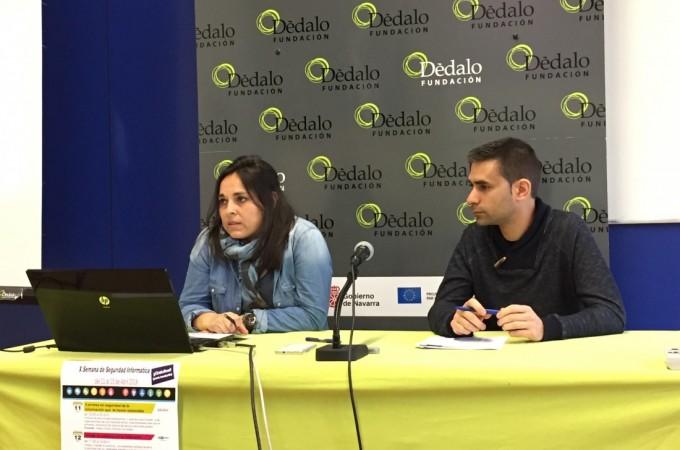 Se presenta en Tudela la 'X Semana de la Seguridad Informática' promovida por Fundación Dédalo