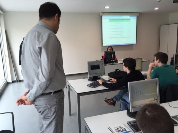 V Semana del Emprendimiento Fundación Caja Navarra