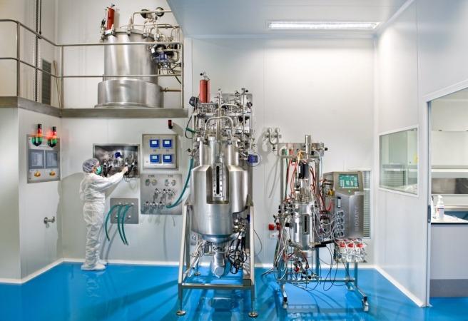 Imagen interior del laboratorio de 3pBio