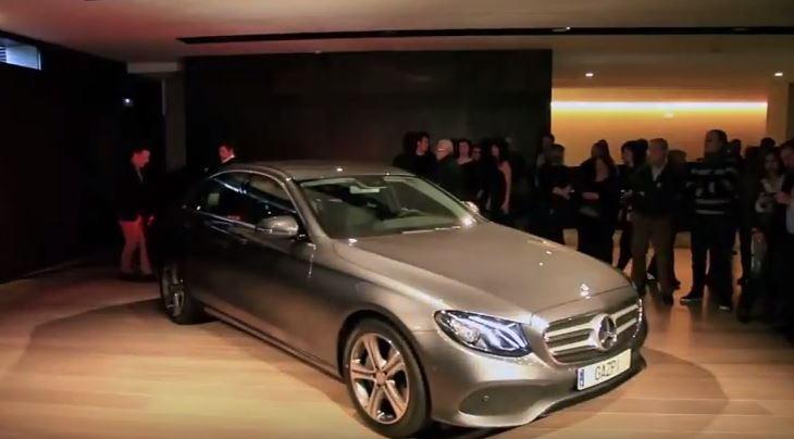 Nuevo Clase E Mercedes - Gazpi