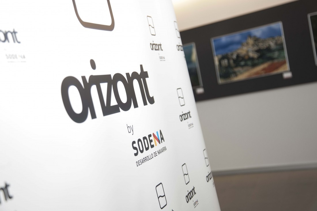 Logotipo de Orizont, la aceleradora agroalimentaria de Sodena