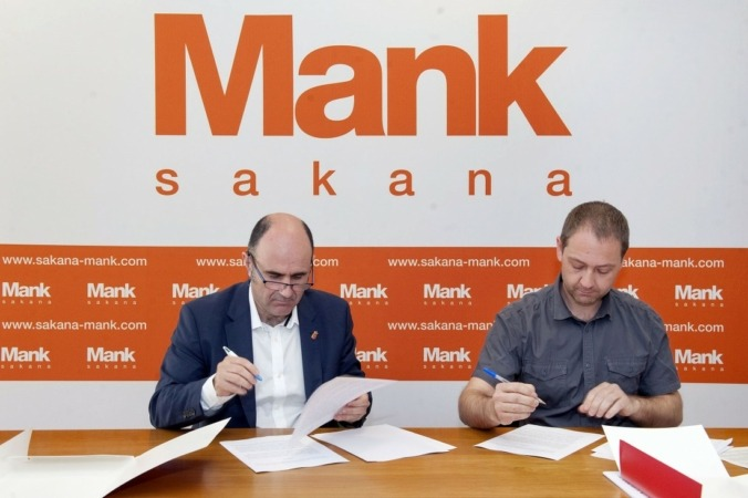 Firma Sakana 20220 Ayerdi Mank