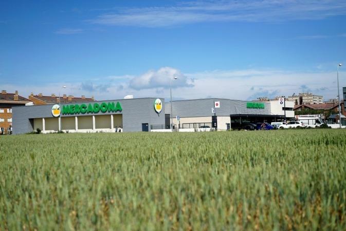 Mercadona Barañain