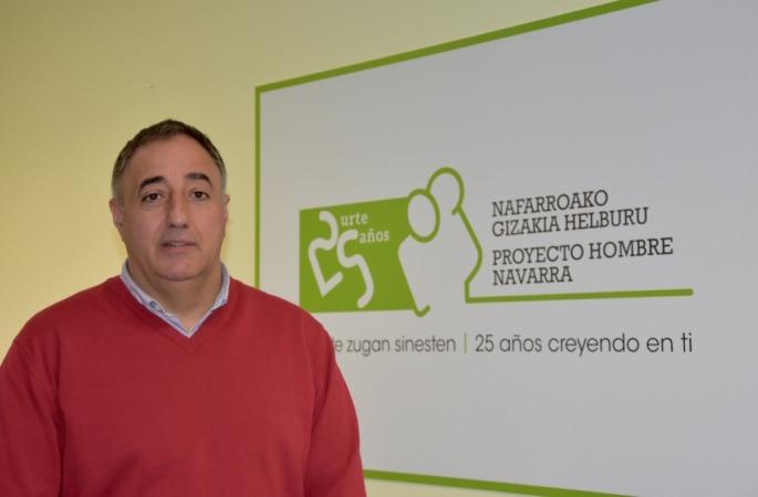Proyecto Hombre, Alfonso Arana