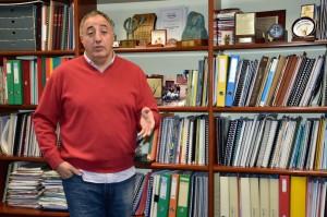 Alfonso Arana, director de Proyecto Hombre Navarra
