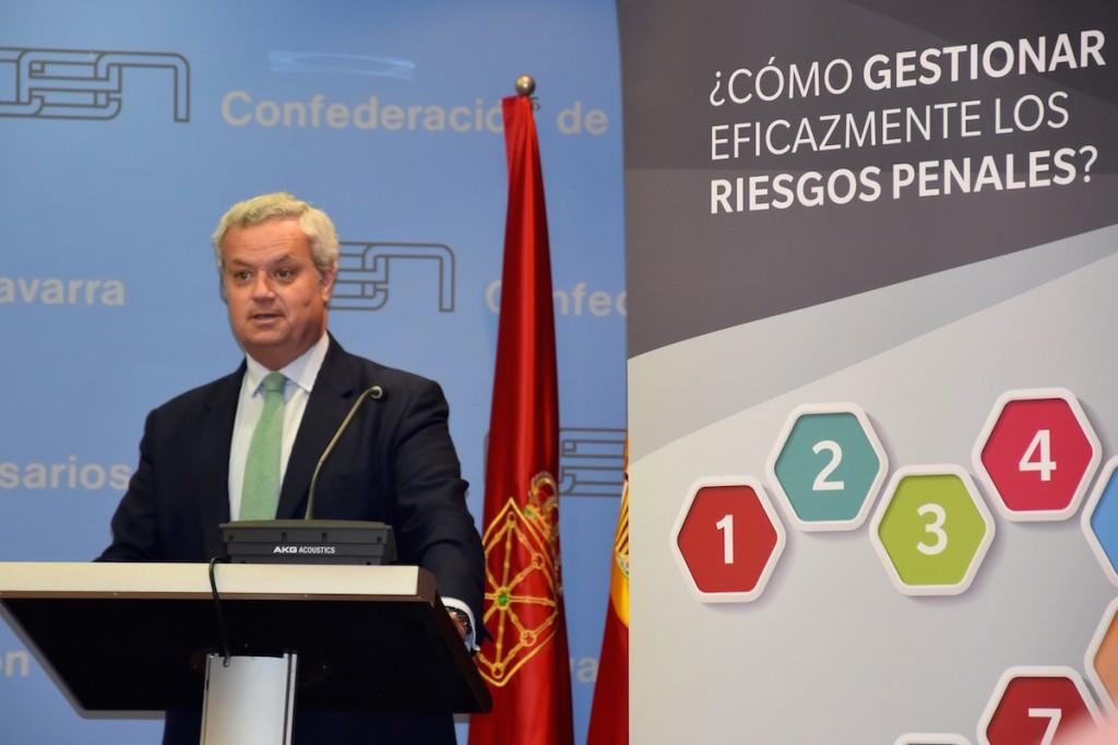 José María Elguero, director del Servicio de Estudios de MARSH España