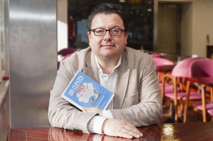 """Carlos Medrano: """"Los clientes son los que pagan las nóminas y los beneficios"""""""