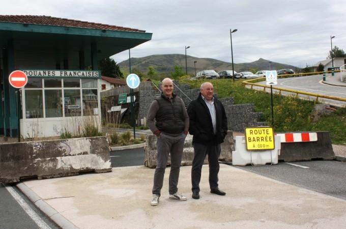 Dantxarinea y Urdax denuncian que el cierre fronterizo con Francia les ha perjudicado