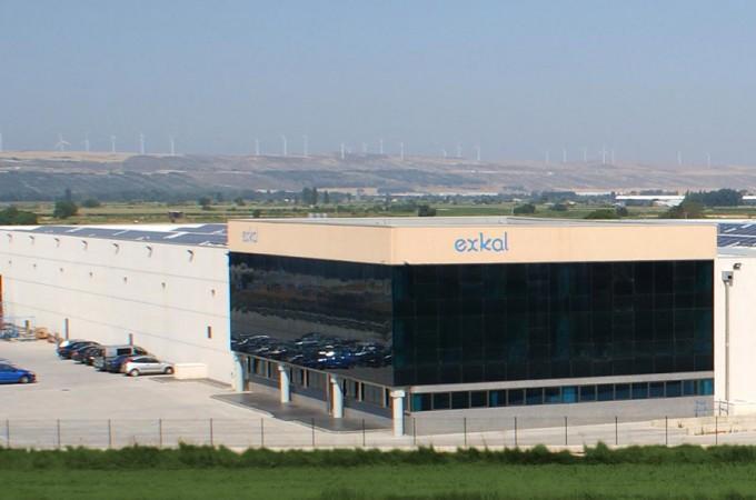 Exkal invierte 8 millones para convertir su planta de Marcilla en una industria 4.0