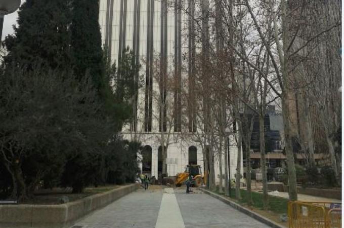 Arranca la Fase II de la tudelana PVT en el 'Complejo Azca' de Madrid