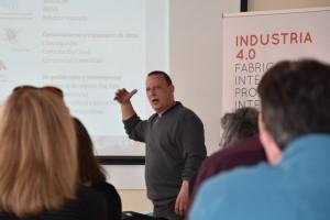 Mikel Arbeloa, Industria 4.0 - Robotica