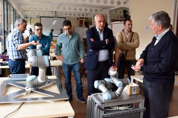 Industria 4.0 - Robotica