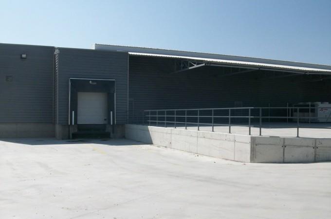 AN Coop proyecta ampliar su incubadora aprovechando las antiguas instalaciones de Dantza en Marcilla