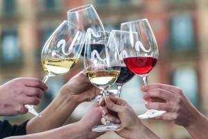 UK, principal destino del vino navarro. Foto. Dani Martínez