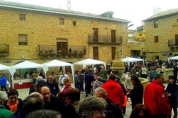 La industria del Espárrago de Navarra se cita este domingo en Dicastillo
