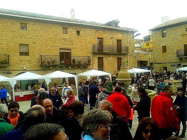 Feria del Espárrago de Dicastillo