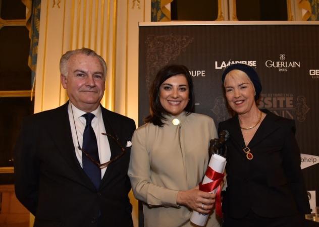 Entrega de premios Euro France Mediterranée