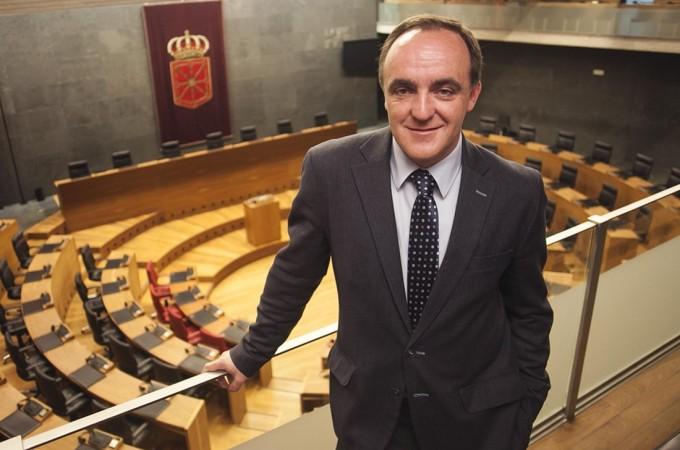 """""""Me parece un drama que Navarra esté a la cola en el nivel de confianza empresarial"""""""