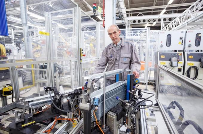 Una idea de Chapistería, Ier Premio a la Innovación de VW Navarra