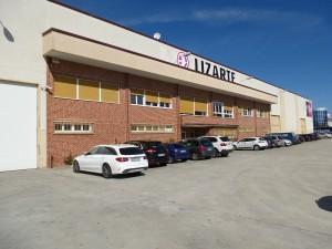 Foto fachada Lizarte