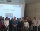 Miembros del proyecto europeo INKREASE visitan Jofemar en Peralta
