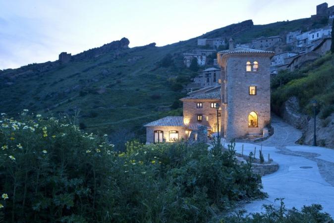 Hotel Rural en Gallipienzo, Navarra.