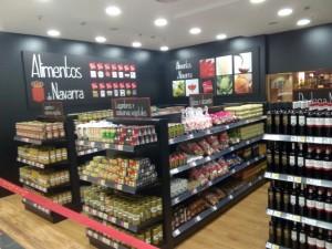 Alimentos de Navarra El Corte Inglés