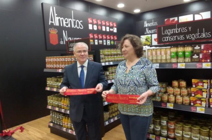 El Corte Inglés adquirió productos de origen 'Navarra' por valor de 157 millones de euros en 2015
