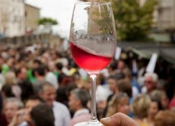 La D.O. Navarra es líder nacional en la comercialización de vino rosado.