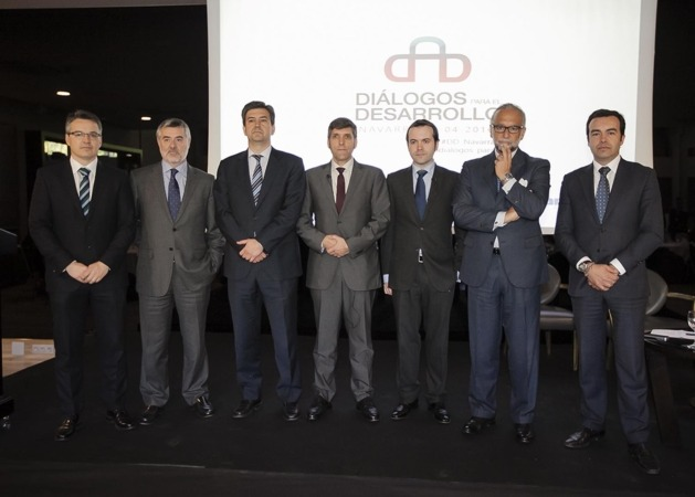 Diálogos Para el Desarrollo Pamplona 2016