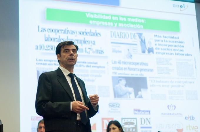 La economía social de Navarra, líder en la creación de empleo