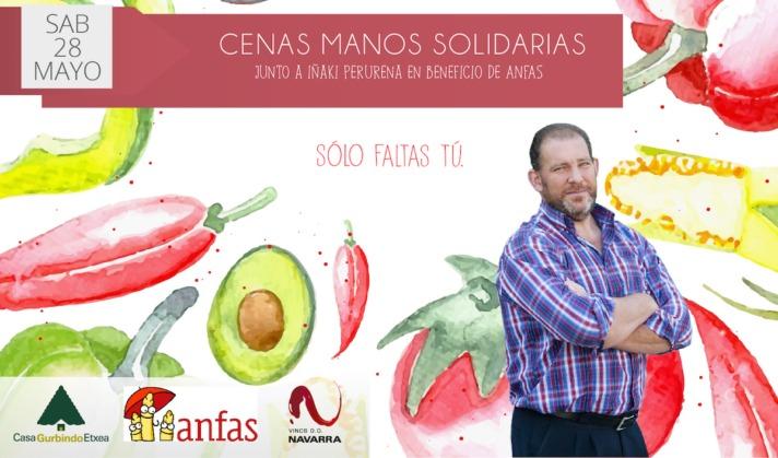 Casa Gurbindo_ Cena Manos Solidarias