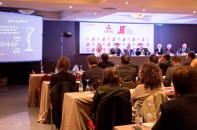 CISTEC technology organiza el segundo foro tecnológico de Navarra