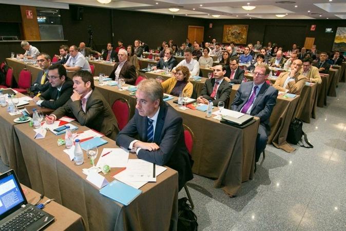 Vista panorámica de los participantes en el último encuentro JIT celebrado en 2016. (FOTO: Víctor Rodrígo)
