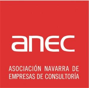 ANEC - logo rojo