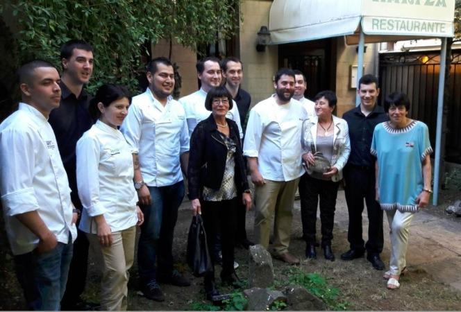 Restaurante Ábaco Pamplona