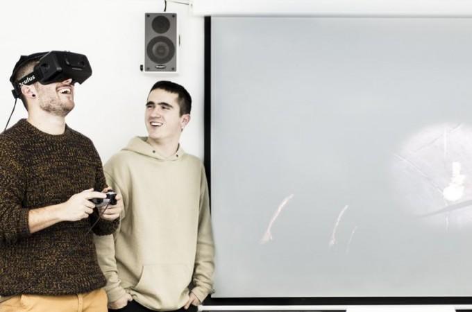 Alianza estratégica entre Creanavarra y Virtualware por la realidad virtual