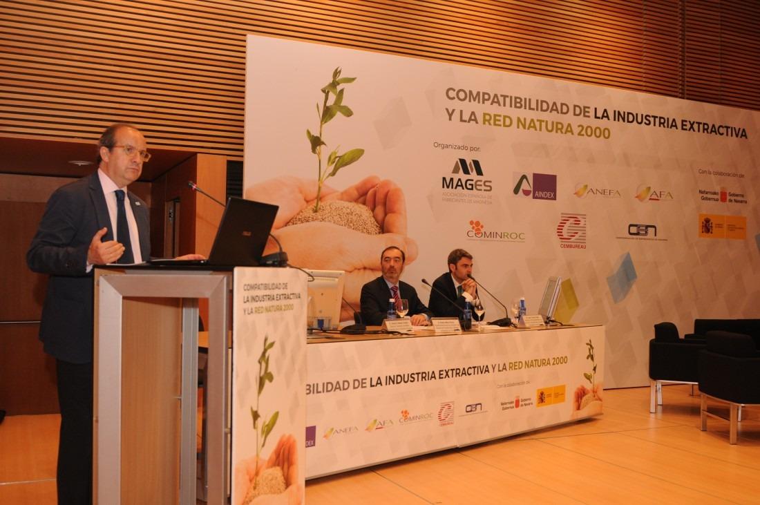 Compatibilidad de la industria extractiva y la Red Natura 2000
