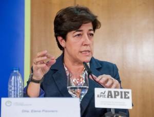 Elena Pisonero, Hispasat, Círculo de Empresarios,