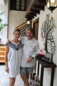 Elena y Santi - Restaurante Trinquete Tudela3