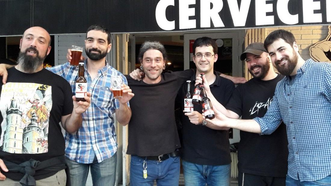 Productores Cerveza Artesana San Fermín