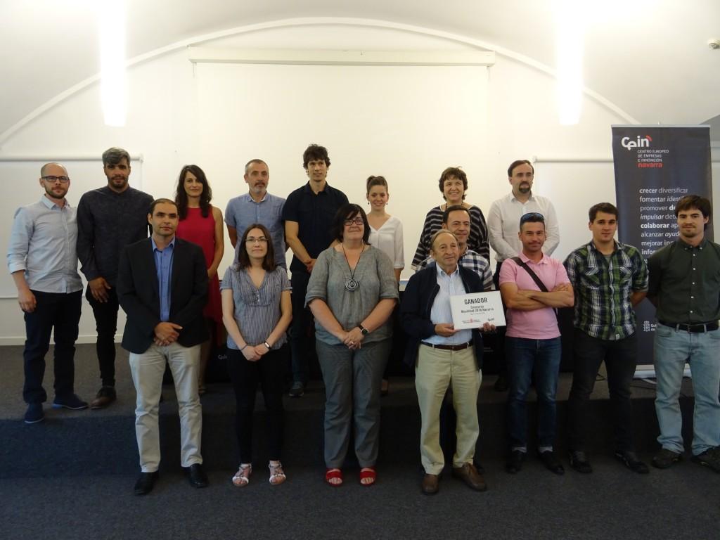 Premio Movilidad 2016 CEIN