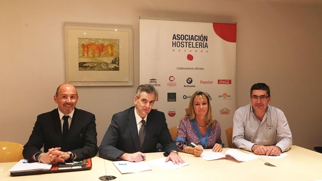 Navarra, Huesca, La Rioja y el Cluster de Turismo de Montaña aunan fuerzas para promocionar sus destinos