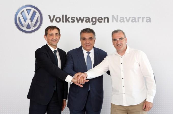 La producción del segundo modelo en Landaben se iniciará en 2018